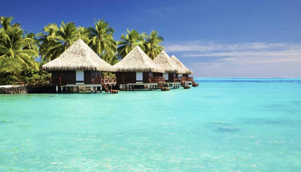 Polinesia, cosa visitare a Bora Bora