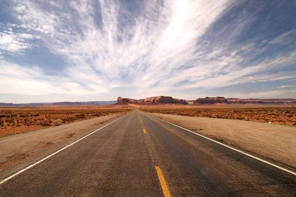 Gli itinerari migliori per un viaggio negli USA on the road