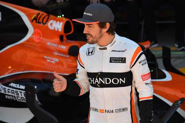 Zak Brown, direttore esecutivo della McLaren – Getty images
