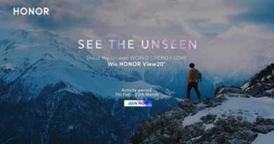 HONOR View20 emmène ses utilisateurs pour un voyage inédit avec la photographie 48MP AI Ultra Clarity