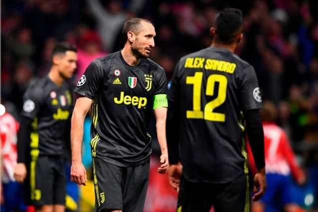 La gara di Antoine Griezmann contro la Juventus (fonte SofaScore)