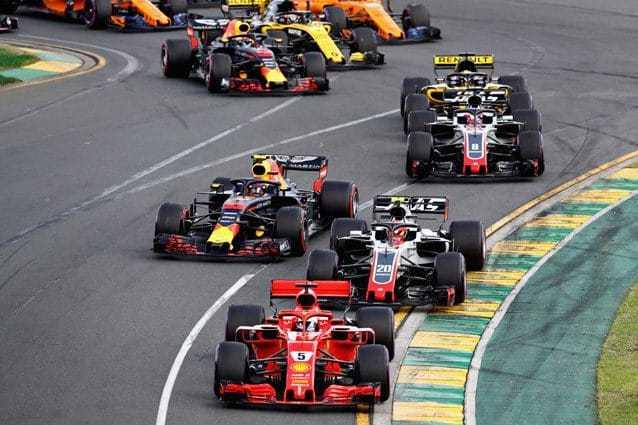 Sebastian Vettel e Lewis Hamilton – Getty images