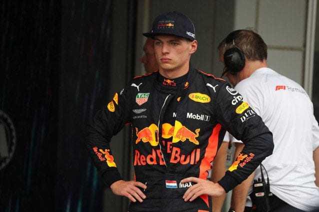 Max Verstappen ed Esteban Ocon – LaPresse
