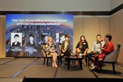 """Hangzhou profiliert sich als MICE-Destination der """"New Economy für Käufer in Singapur"""