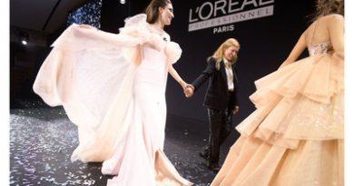 L'Oréal Professionnel célèbre son 110e anniversaire à l'occasion d'une soirée au carrousel du Louvre réunissant plus de 2000 invités