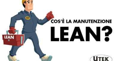 Manutenzione e Lean Production, insieme per un unico obbiettivo